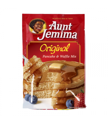 Aunt Jemima Original Pancake Mix 6oz (170g) Food and Groceries Aunt Jemima