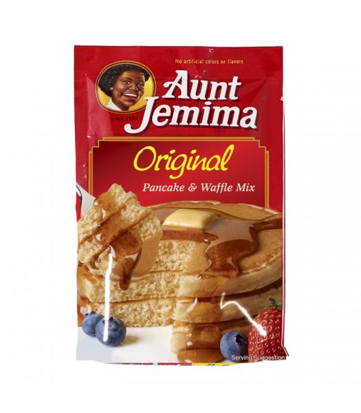 Aunt Jemima Original Pancake Mix 6oz (170g) Food and Groceries Aunt Jemima