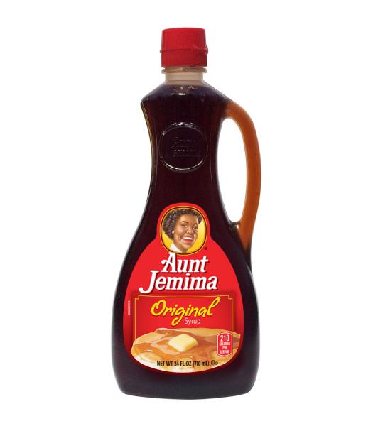 Aunt Jemima Original Pancake Syrup 710ml (24oz) Food and Groceries Aunt Jemima