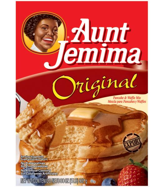 Aunt Jemima Original Pancake and Waffle Mix HUGE 5lb (2.26kg) Food and Groceries Aunt Jemima