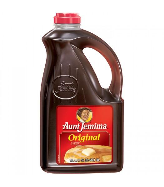 Aunt Jemima Syrup 64oz (1.89 litre)  Food and Groceries Aunt Jemima