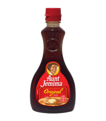 Aunt Jemima Original Pancake Syrup 340g (12oz) Food and Groceries Aunt Jemima