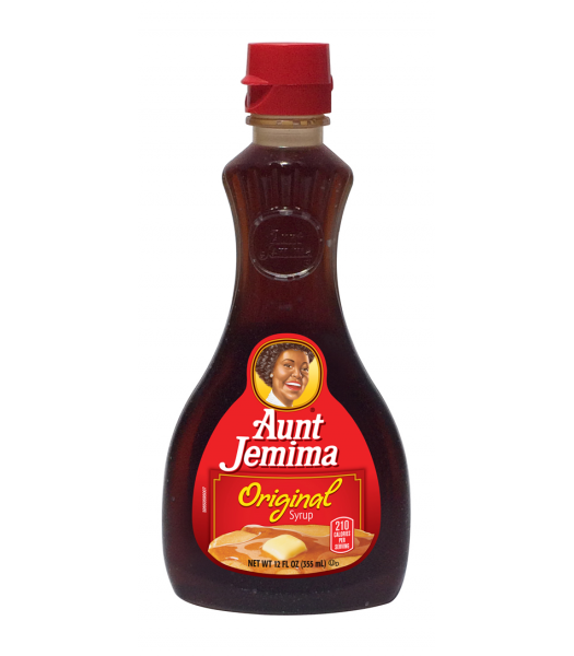 Aunt Jemima Original Pancake Syrup 340g (12oz) Food and Groceries Aunt Jemima