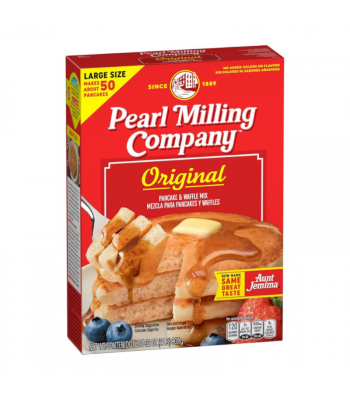 Pearl Milling Company Original Pancake Mix - 32oz (908g) Food and Groceries Aunt Jemima