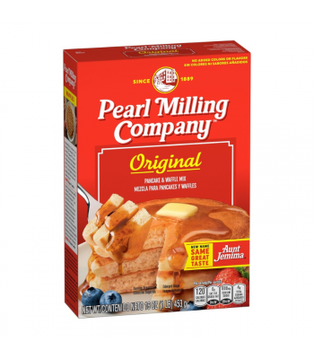 Pearl Milling Company Original Pancake Mix - 16oz (454g) Food and Groceries Aunt Jemima