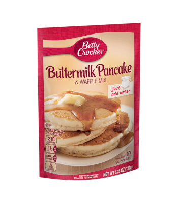 Betty Crocker Buttermilk Pancake & Waffle Mix - 6.75oz (191g) Food and Groceries Betty Crocker
