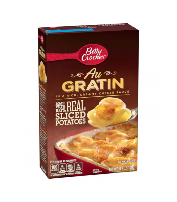 Betty Crocker Potato Au Gratin - 4.7oz (133g) Food and Groceries Betty Crocker