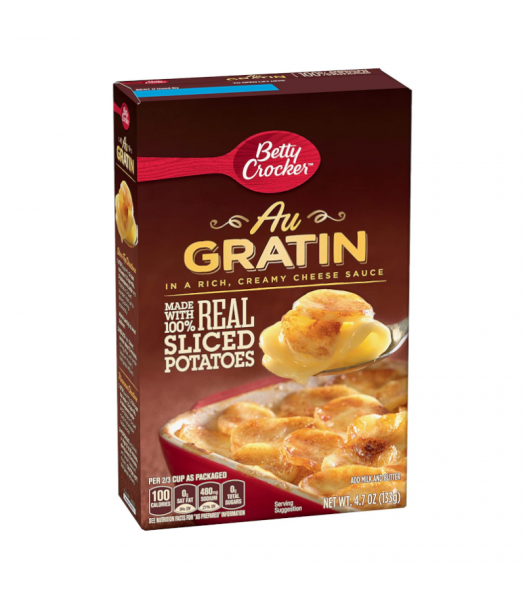 Betty Crocker Potato Au Gratin - 4.7oz (133g) Food and Groceries Betty Crocker