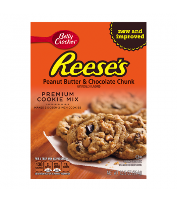 Betty Crocker Reese's Peanut Butter Cookie Mix - 12.5oz Baking & Cooking Betty Crocker