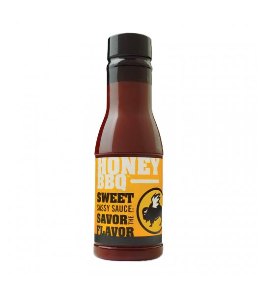 Buffalo Wild Wings Sauce Honey BBQ 20oz (591ml) Food and Groceries