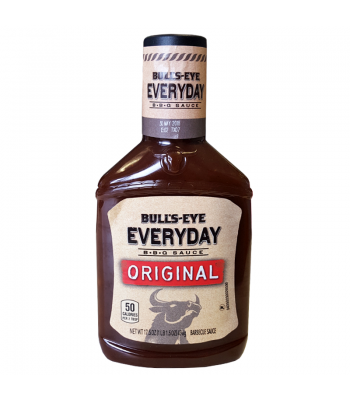 Bull's Eye - Everyday Original BBQ Sauce - 17.5oz (496g) Sauces & Condiments Bull's Eye