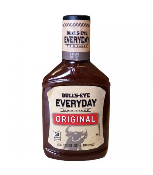 Bull's Eye - Everyday Original BBQ Sauce - 17.5oz (496g) Sauces & Condiments Bull's Eye