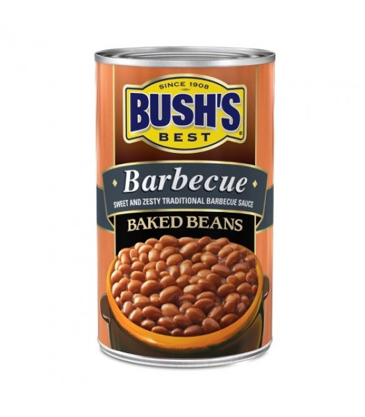 Bush's Best Barbecue Baked Beans 28oz (794g) Tinned Groceries Bush's Beans