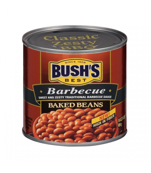 Bush's Best Barbecue Baked Beans 16oz (454g) Food and Groceries Bush's Beans