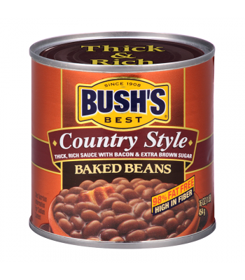Bush Beans Country Style Beans 16oz (454g) Food and Groceries Bush's Beans