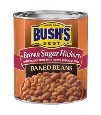 Bush's Best Brown Sugar Hickory Baked Beans 16oz (454g) Tinned Groceries Bush's Beans
