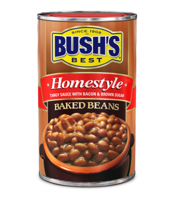 Bush's Best Homestyle Baked Beans 28oz (794g) Tinned Groceries Bush's Baked Beans