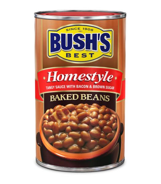 Bush's Best Homestyle Baked Beans 28oz (794g) Tinned Groceries Bush's Baked Beans