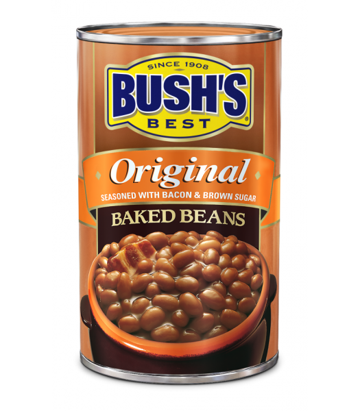 Bush's Best Original Baked Beans 28oz (794g) Tinned Groceries Bush's Baked Beans