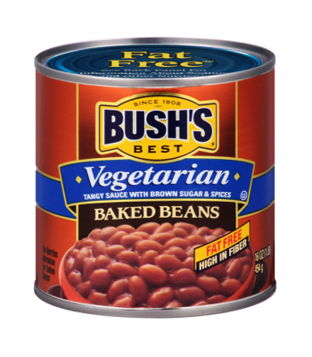 Bush's Best Baked Beans Vegetarian 16oz (454g) Tinned Groceries Bush's Beans