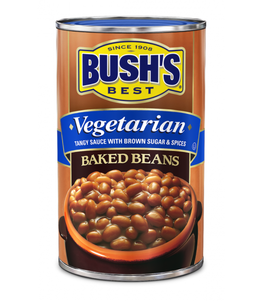 Bush's Best Vegetarian Baked Beans 28oz (794g) Tinned Groceries Bush's Baked Beans