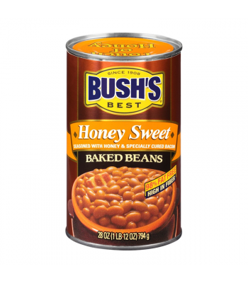 Bush Baked Beans Honey Sweet - 28oz (794g) Food and Groceries