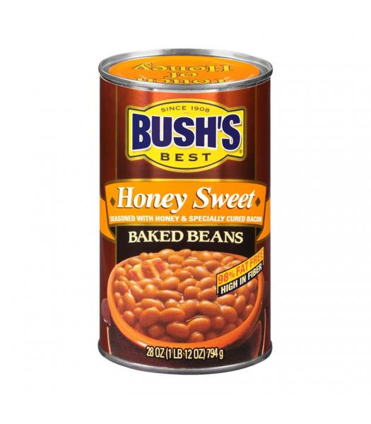Bush Baked Beans Honey Sweet - 28oz (794g) Food and Groceries Bush's Beans