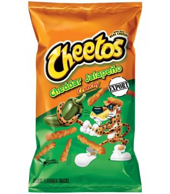 Cheetos Crunchy Jalapeno Cheddar 8oz (227g) Crisps & Chips Cheetos
