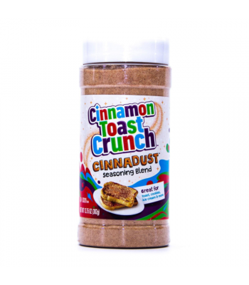 Cinnamon Toast Crunch CINNADUST Seasoning Blend - 13.75oz (382g) Food and Groceries