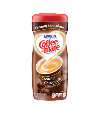 Coffee Mate Creamy Chocolate 15oz (425g)