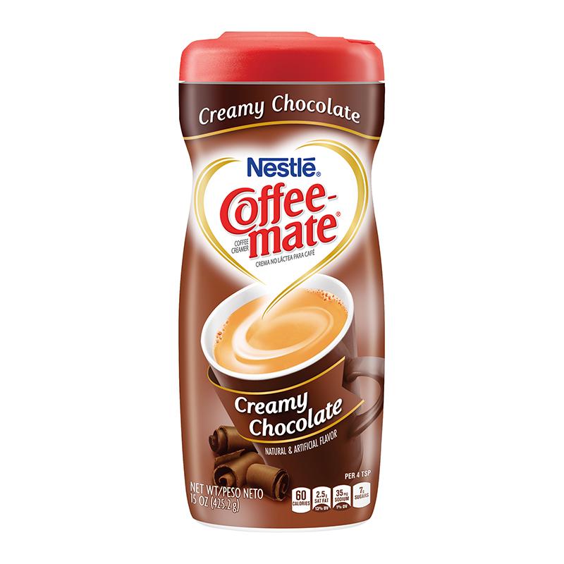 Coffee Mate Creamy Chocolate 15oz 425g