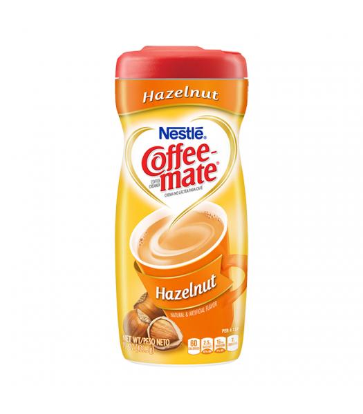 Coffee-Mate Hazelnut Powdered Creamer - 15oz (425g)  Hot Drinks Coffee Mate