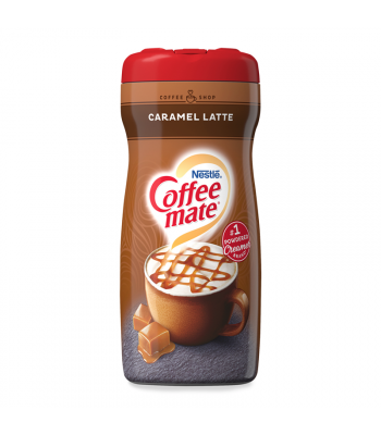 Coffee-Mate Caramel Latte Powder Creamer - 15oz (425g) Soda and Drinks Coffee Mate