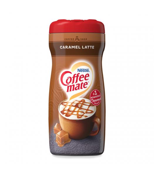 Coffee-Mate Caramel Latte Powder Creamer - 15oz (425g) Soda and Drinks Coffee Mate