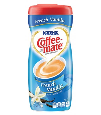 Coffee Mate French Vanilla Creamer 15oz (425g) Hot Drinks Coffee Mate