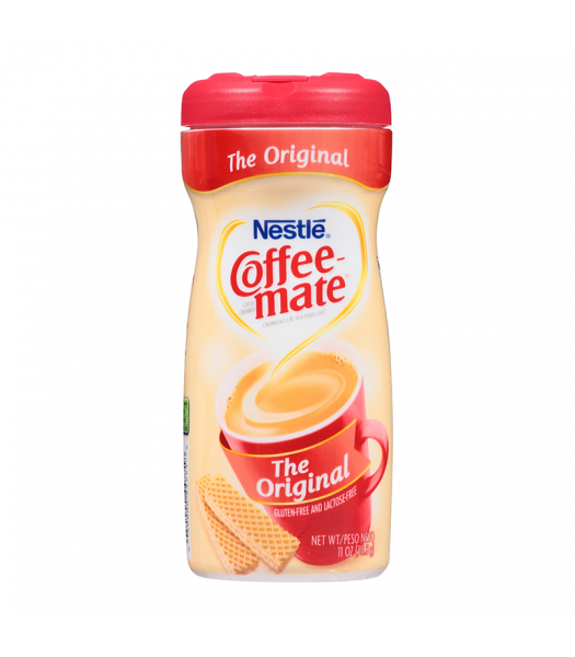 Coffee-Mate Original Creamer 11oz (312g) Soda and Drinks Coffee Mate