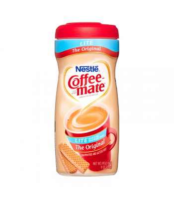 Coffee-Mate Original Lite Creamer 11oz (312g) Soda and Drinks Coffee Mate