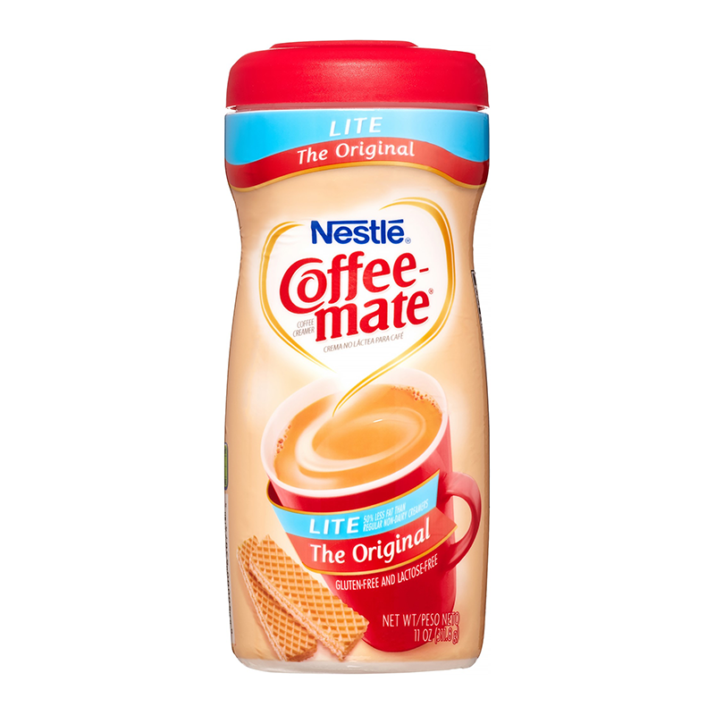 Coffee Mate Original Lite Creamer 11oz 312g