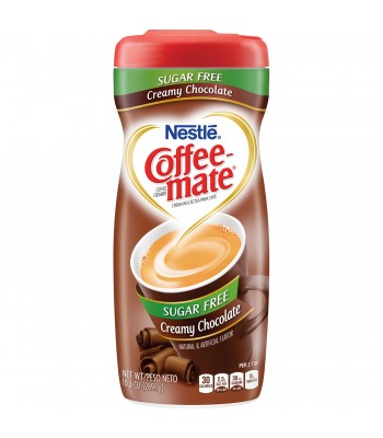 Coffee Mate Sugar Free Creamy Chocolate Creamer 10.2oz (289g) Soda and Drinks Coffee Mate