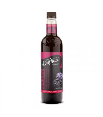 DaVinci Gourmet Syrup Classic Blackberry (750ml) Food and Groceries DaVinci