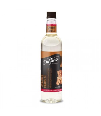 DaVinci Gourmet Syrup Classic Cinnamon (750ml) Food and Groceries DaVinci