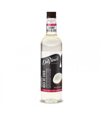 DaVinci Gourmet Syrup Classic Coconut (750ml) Food and Groceries DaVinci