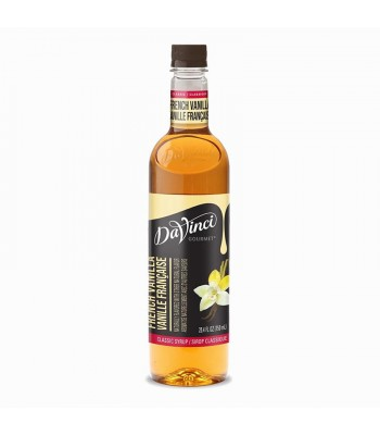 DaVinci Gourmet Syrup Classic French Vanilla (750ml) Food and Groceries DaVinci