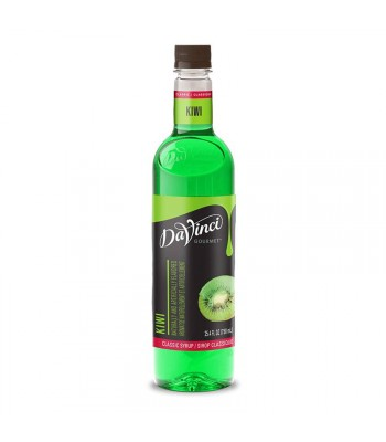 DaVinci Gourmet Syrup Classic Kiwi (750ml) Food and Groceries DaVinci