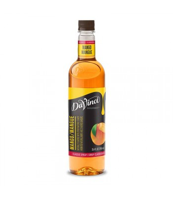 DaVinci Gourmet Syrup Classic Mango (750ml) Food and Groceries DaVinci
