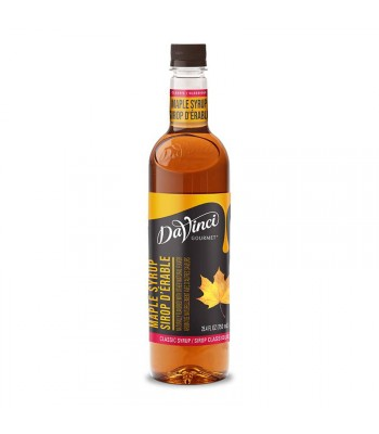 DaVinci Gourmet Syrup Classic Maple (750ml) Food and Groceries DaVinci