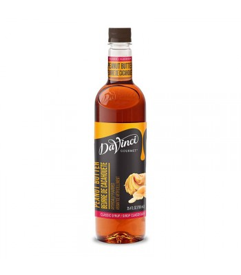 DaVinci Gourmet Syrup Classic Peanut Butter (750ml) Food and Groceries DaVinci