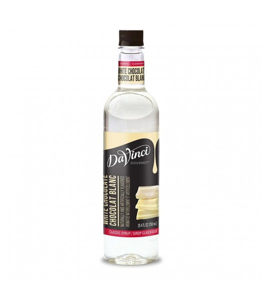 DaVinci Gourmet Syrup Classic White Chocolate (750ml) Food and Groceries DaVinci