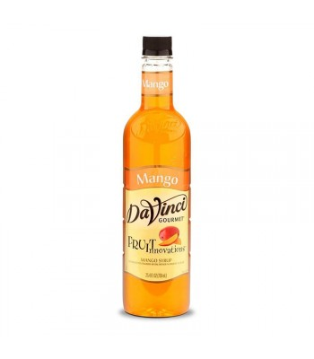 DaVinci Gourmet Syrup Fruit Innovations Mango (750ml) Food and Groceries DaVinci