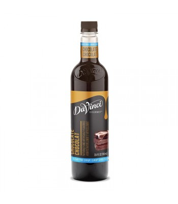 DaVinci Gourmet Syrup Sugar Free Chocolate (750ml) Food and Groceries DaVinci